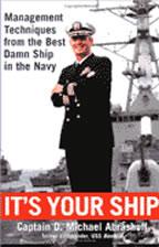 D. Michael Abrashoff, Captain USN