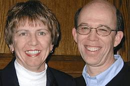 Kimball and Maureen Fisher